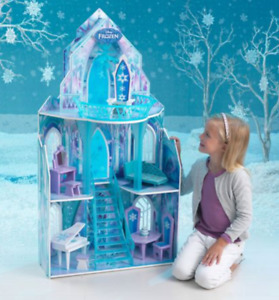 BNIB- Disney® Frozen Ice Castle Dollhouse by KidKraft
