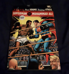 Superman vs Muhammed Ali! Graphic Novel