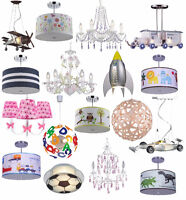 Lighting Fixtures for Kids Rooms - FREE SHIPPING