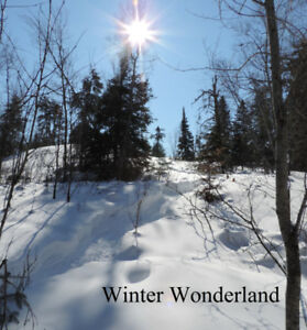 WINTER FUN in the Whiteshell