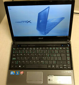 Refurbished Acer Aspire Timeline X 3820TG -NEW LOW PRICE!!