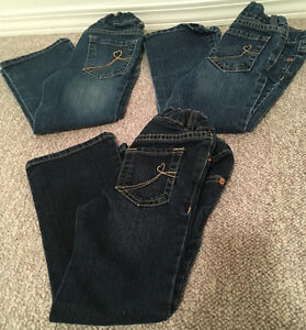 Childrens Place Jeans Bootcut Stretch Toddler sz 4