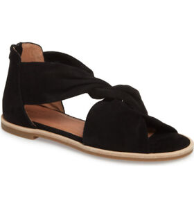 **NEW** Caslon Maxwell Sandal - Black - Size 7M - Nordstorm