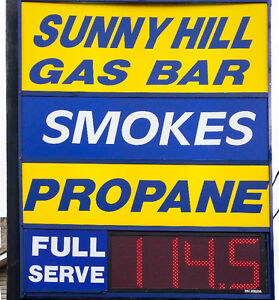 gas station attendant Cambridge Kitchener Area image 1