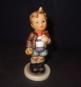 "M.I. Hummel/Goebel Figurine ""CHEEKY FELLOW"" (TMK-7) ~ AS NEW $35"