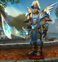 World of Warcraft account - $649 NEGO - Rare names/mounts/gear