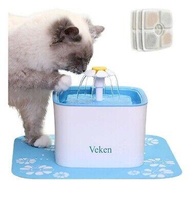Fuente para mascotas de Veken