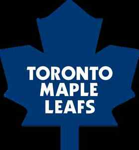 Toronto Maple Leafs vs Edmonton Oilers Nov 29 Sec 212 Row 1