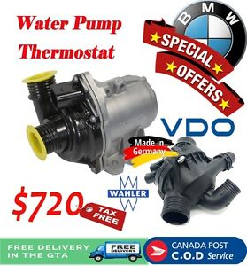 Special offer - BMW -Water Pump- Thermostat -N54/N55 ENGINES