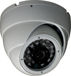 5MP 5.0MP AHD TVI 4-in-1 CCTV INFRARED DOME SECURITY CAMERA