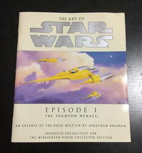 Star Wars book episode 1 the phantom menace