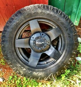 Rim and Tires