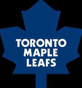 Leafs Resale Tickets!! Toronto VS Ottawa Jan 21, 2017