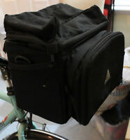 CANNONDALE bicycle handlebar bag / Sac de vélo *Made in USA*
