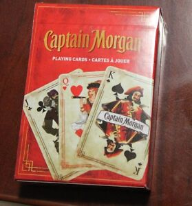 Captain Morgan Deck Of Playing Cards Bicycle 2014