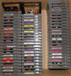 Lot NES + Mario Kart SNES / Mario World SNES + etc