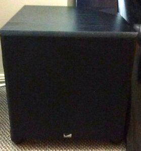 Vector Research 150 watt Powered 12 inch subwoofer