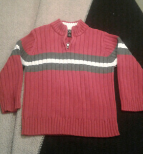 Size 5/6 Children's place sweater