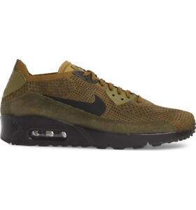 NIKE Mens Air Max 90 Ultra 2.0 Flyknit Sneakers