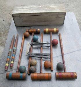 Vintage Crochet Set