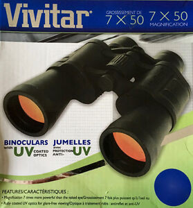 BINOCULARS 7 X 50 Magnification - New in Box