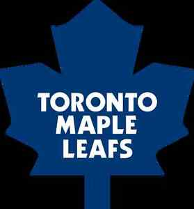 Toronto Maple Leafs - ALL HOME GAMES, SAFE, HONEST
