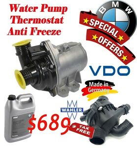 Special offer - BMW -Water Pump- Thermostat - Anti Freeze