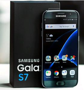 Samsung S7 Unlocked 32G (Mint)