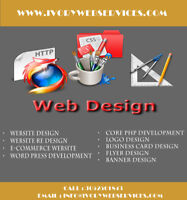 Affordable Website , Logo , Word Press Development company