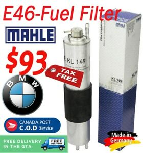 BMW Fuel Filter With Fuel Pressure Regulator (E46 & E36 ) - $93