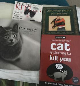 Assorted Catbooks