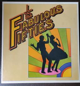 The Fabulous Fifties 5 Cassette Compilation