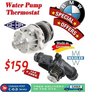 Special offer - BMW -Water Pump- Thermostat