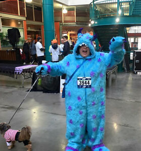 Sully Monsters Inc Costume 3XL