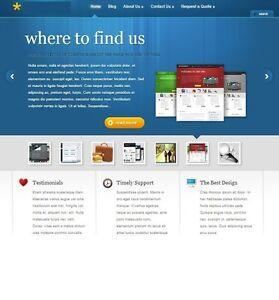 Web Design | Complete Website | Personal Blogs Cockburn Area Preview