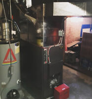 Furnace service repairs  & instalations