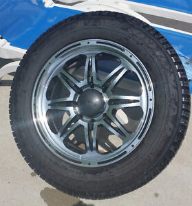 20 Inch 8 Bolt Tires and Rims
