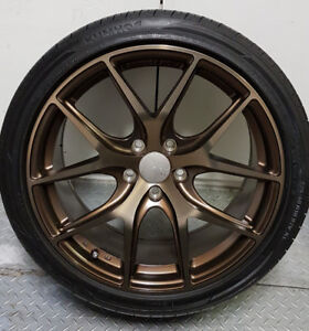 "Set de mags Fastwheels 18"" 5x112"