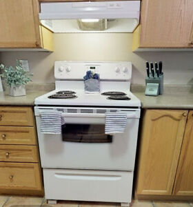 Bundle - Electric Stove/Fridge/Dishwasher - Excellent condition