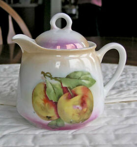 Lidded Creamer by Three Crown China (Germany) Vintage