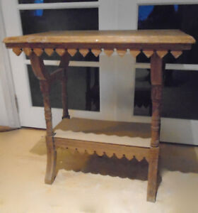 Small End Side Accent Table