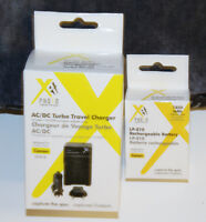 Brand new in box! Both compatible with Canon T5 (aka 1200D)