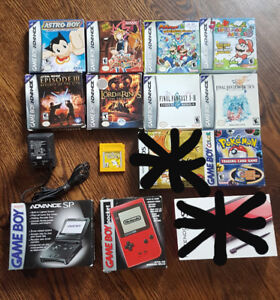 Game Boy and games - negotiable