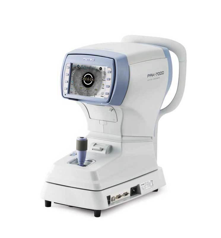 Autorefrcatometer/Keratometer POTEC PRK-7000 With 1 Year Warranty Made in Korea