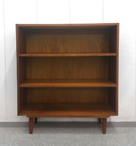 Vintage Teak Bookcase / Shelving Unit
