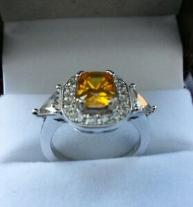 14K Custom White Gold Ring Oakville / Halton Region Toronto (GTA) image 1
