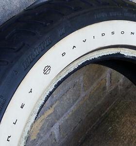 Vintage Harley Davidson Dunlop tire London Ontario image 1