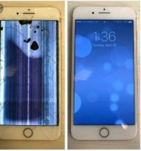 Iphone lcd screen replacement and screen repaire