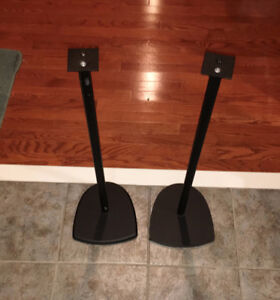 Definitive Technology Satellite Speaker Stands (2 Pairs Avail)