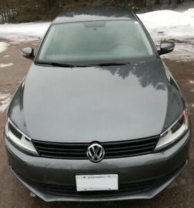 2014 Volkswagen Jetta Manual